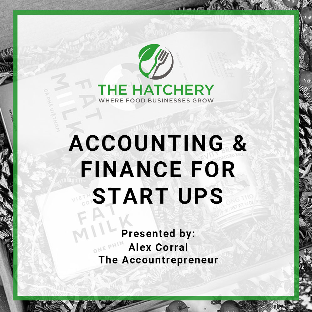 accounting and finance for startups course product