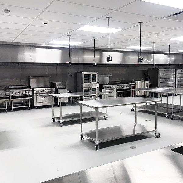 Shared Commercial Kitchen Space at The Hatchery Chicago